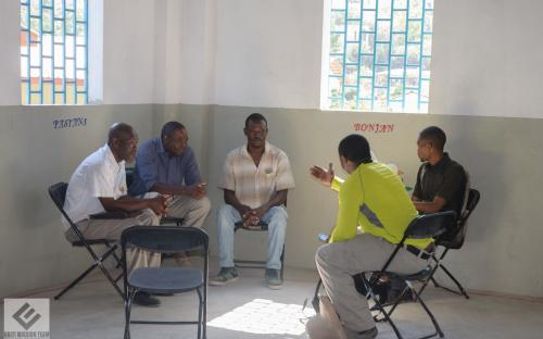 Group Ministry Session
