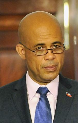 Martelly Wins Election